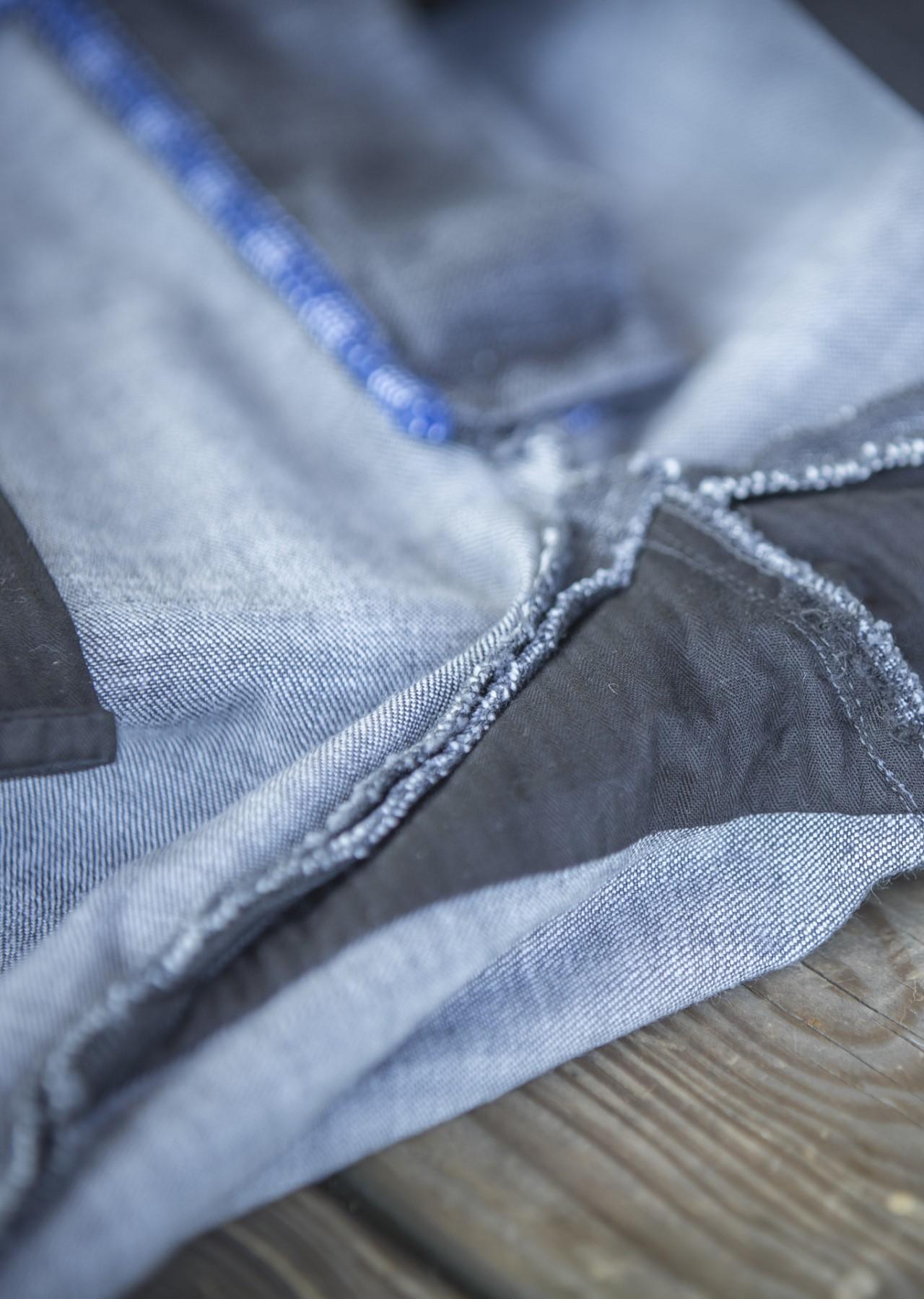 reparieren und länger tragen